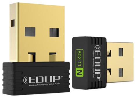 EDUP 300Mbps USB Nano Wireless Adapter