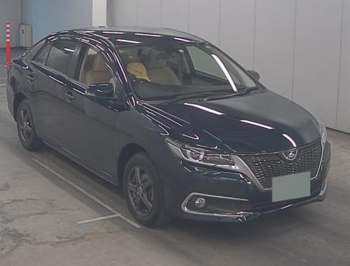 Allion G Plus 2016 Model Car