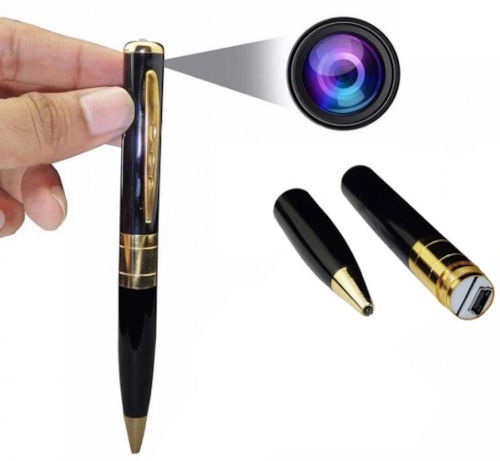 BPR 6 Business Portable Recorder Spy Pen Camera