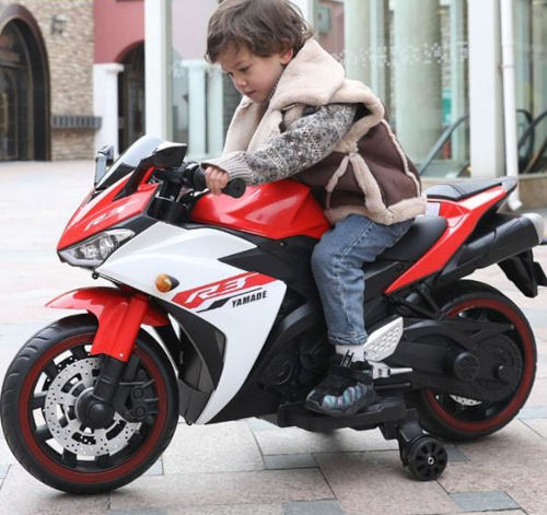 Rechargeable Mini Motorbike for Kids