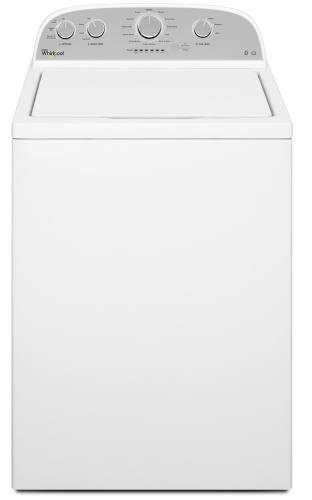 Whirlpool 3LWTW4815FW Industrial Washing Machine 15Kg