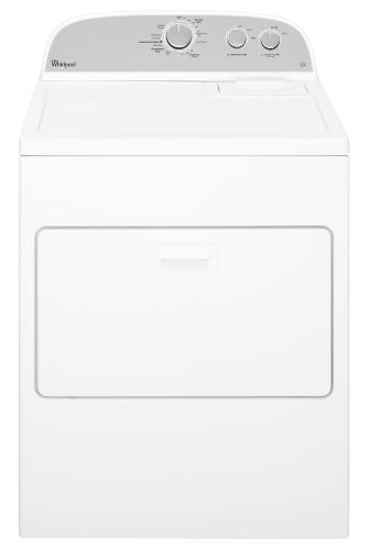 Whirlpool 3LWED4815FW Industrial Dryer Machine 15Kg