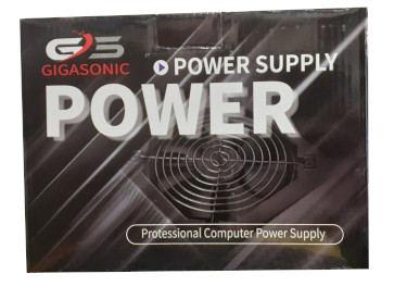 Gigasonic ATX 550W Power Supply