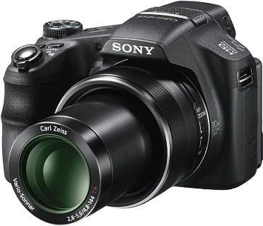 Sony Cybershot DSC-HX200V 18.2MP 30x Long Zoom Camera