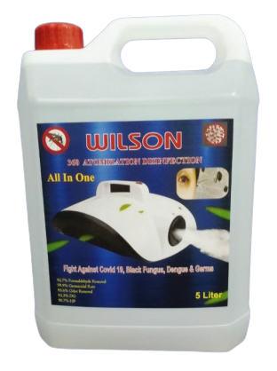 Wilson 5 Liter Fog Machine chemical