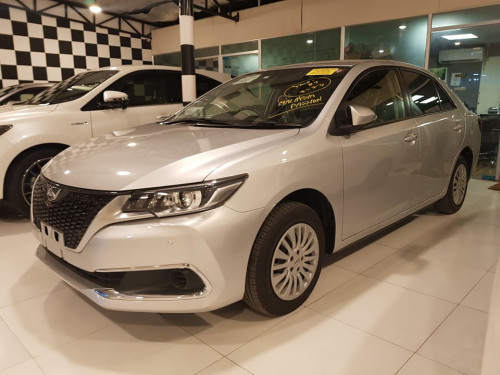 Toyota Allion G Package 2018 Silver Color