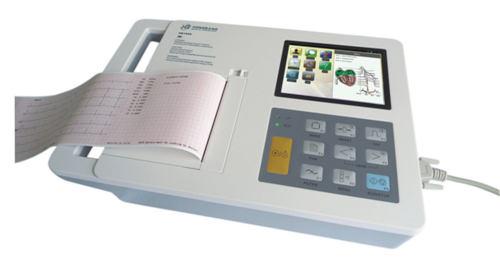 Cardiosmart 6T 6 Channel ECG Machine