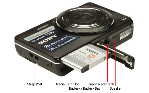 Sony Cyber Shot W690 Camera With 360 186 Sweep Panorama Price