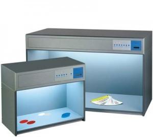 Tilo Light Box Color Assessment Cabinet