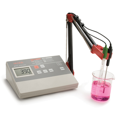 Hanna Digital pH Meter