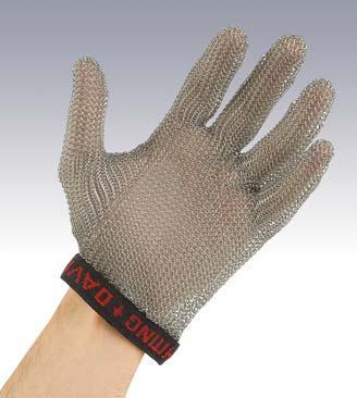 Stainless Steel Gloves Whiting Davis of France