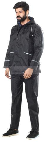 2-Part Raincoat with Trouser