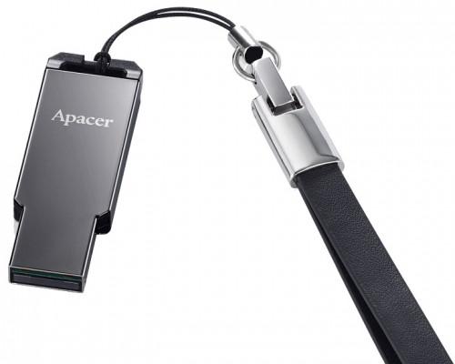 Apacer AH360 64GB USB 3.1 Metal Body Pen Drive