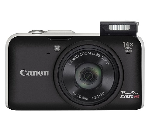 Canon PowerShot SX230 HS Super Zoom Camera