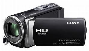 Sony HDR-CX190 Full HD Handycam Camcorder