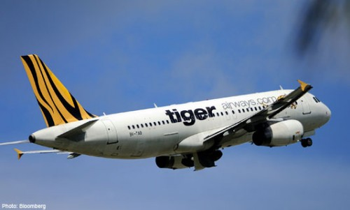 Dhaka-Singapore-Dhaka Air Ticket by Tiger Airlines