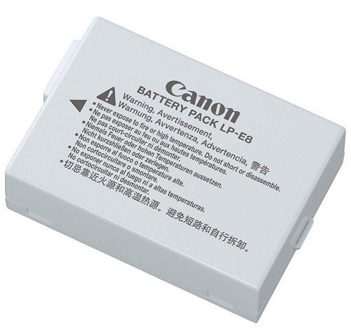 Canon Battery Pack LP-E8 for 700D / 600D / 550D