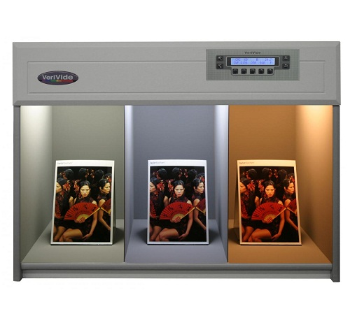 Verivide CAC 60 4 Light 600mm Color Assessment Cabinet