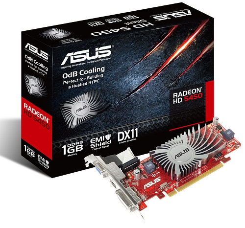 ASUS EAH5450 SERIES DRIVERS UPDATE