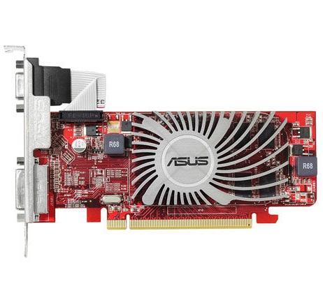 Asus HD6450-SL-2GD3-L DirectX 11 Compatible Video Card