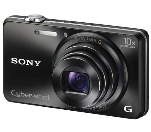 Sony Cyber-shot WX200 10x Wi-Fi Small Digital Camera