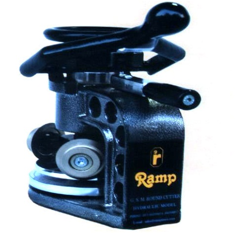 Ramp Round GSM Cutter - Hydraulic Model