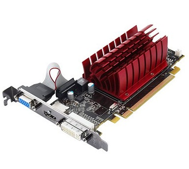 AMD ATI Radeon HD 5450 1GB DDR3 Display Adapter