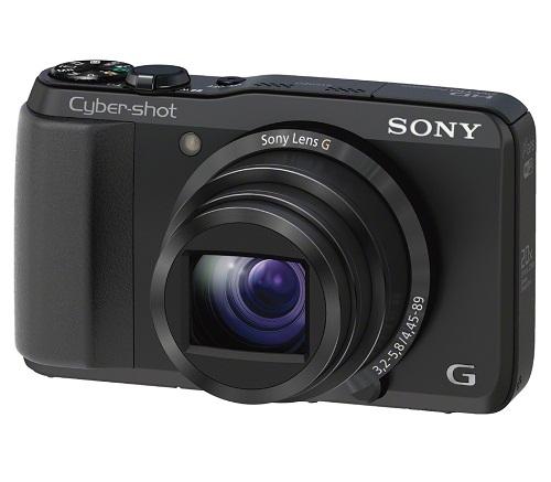 Sony HX30V Exmor R CMOS 20x Optical Zoom Camera