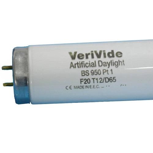 Verivide D65 4-Feet Artificial Daylight Bulb