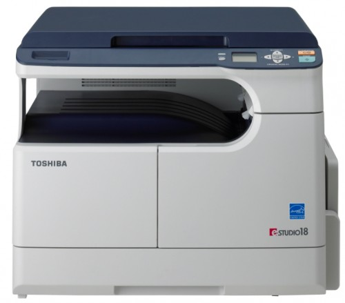 toshiba photocopier machine