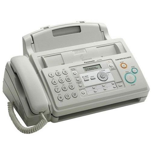 Panasonic KX-FP701 Plain Paper Fax Machine with Phone
