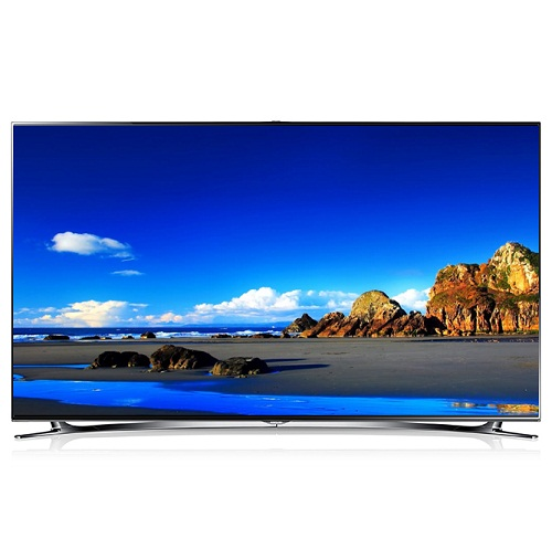 "Lcd Vs Led Tv: Samsung UE55F8000 55"" LED-backlit LCD 3D Smart TV Price"