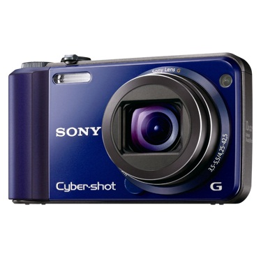 Sony H70 10x High Zoom Sony G Lens Digital Still Camera