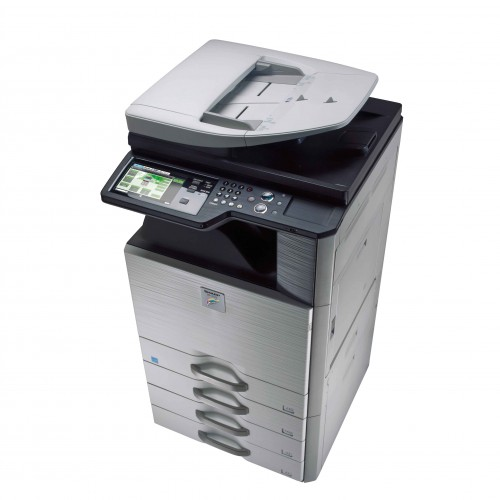 sharp mx 1810u a3 color copier with printer and scanner price rh bdstall com Sharp Copiers and Printers sharp photocopier manual