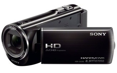 Sony HDR-CX290 Full HD 1080p Camcorder Video Camera