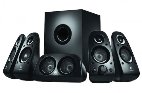 Logitech Z506 Surround Sound 5.1 Speaker System