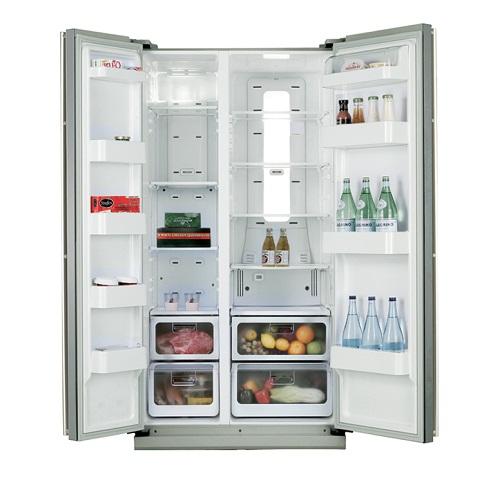 Samsung Rs H5susl 551 Liter Side By Side Fridge Freezer