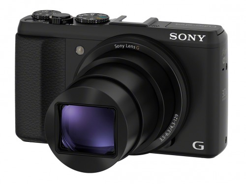 Sony Cyber-shot DSC-HX50V 20.1 MP 30X Zoom Camera