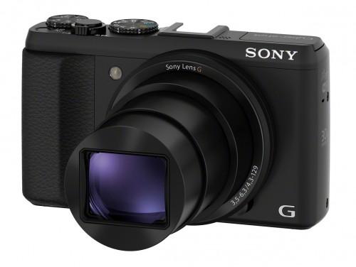 Sony Cyber-shot DSC-HX50V 20.1 MP 30X Zoom Camera
