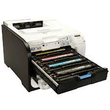 hp laserjet pro 400 m451dn color laser printer for office. Black Bedroom Furniture Sets. Home Design Ideas