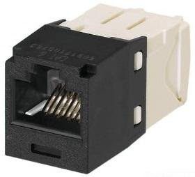 panduit cat6 rj45 8 position 8 wire utp jack modular price. Black Bedroom Furniture Sets. Home Design Ideas