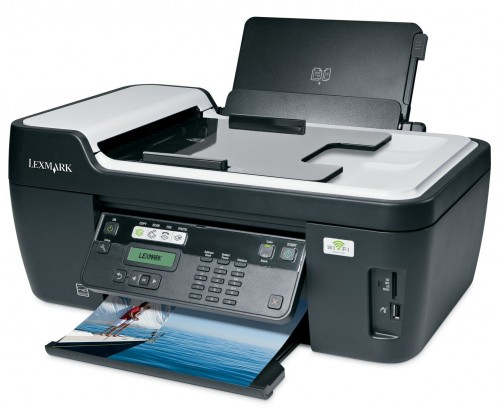 Lexmark Interpret S405 Color Inkjet Multifunction Printer