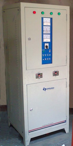 Ensysco Industrial Battery Charger with 2V150Ah Battery
