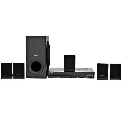 Sony DAV-TZ140 5.1ch 300W DVD Home Theater System