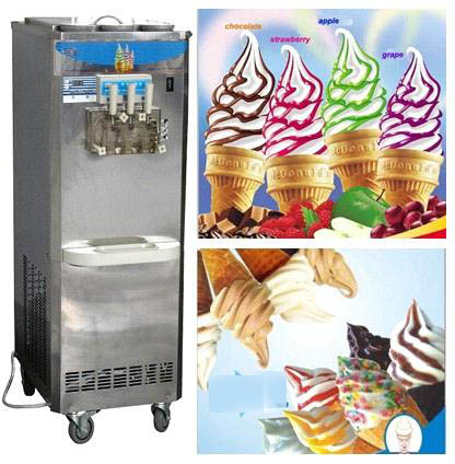 SaniServ BQL35L Hard and Soft Cone Ice Cream Machine