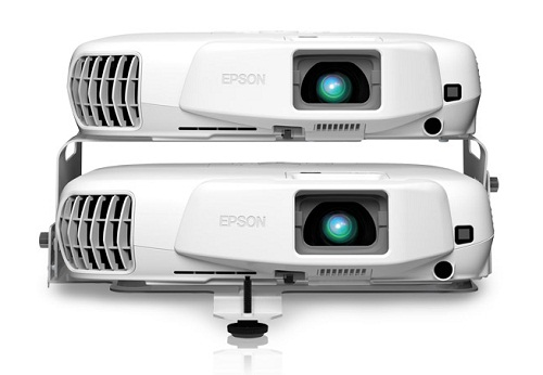 Epson EB-W16SK WXGA Full 3D 3LCD Business Projector