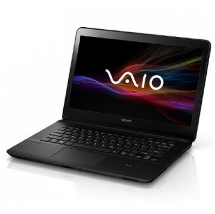 Sony Vaio Fit 14E SVF14218SGB Core i5 4GB RAM 14 Inch Laptop