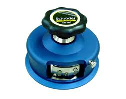 GSM Round Cutter for Paper Fabric by Schroder Germany