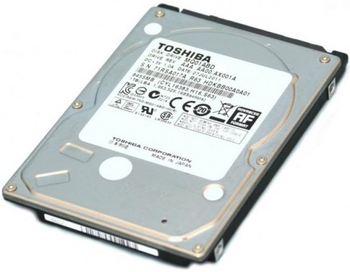 Toshiba MQ01ABD050 500GB 5400RPM Internal HDD