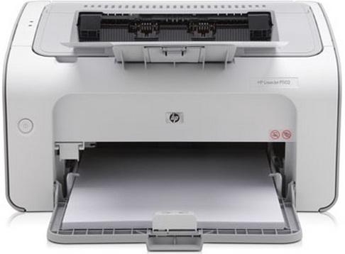 HP LaserJet P1102 USB 18PPM Speed Color Laser Printer
